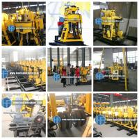 HF150 water well drilling rig machine, dig hole drilling rig, DTH drilling rig