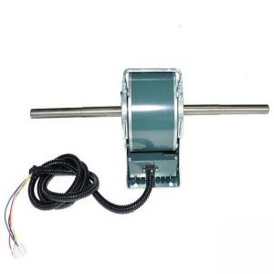 China Two Shaft FCU Air Conditioner Fan Motor Single Phase 60W on sale
