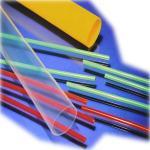 Fiber optic thermal shrinkage protection sleeve , PTFE, fep heat shrink tube