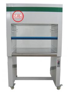 China Vertical Flow 400W Laminar Clean Bench with 99.995% Filtration Efficiency on sale