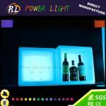 16 cubeta leve do cubo do diodo emissor de luz do diodo emissor de luz mobília plástica
