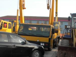 China Used Truck Crane XCMG QY25K on sale