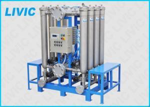 China Material de selagem tubular do alojamento do filtro NBR para o tratamento de água do rio ISO9001 aprovado on sale