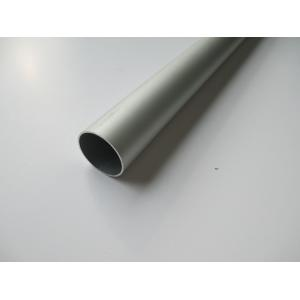China Collapsible Line Extruded Aluminum Tubing Cladding Pipe For Pharmaceutical on sale