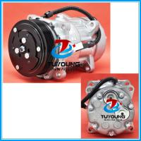 China SD7V16 Auto ac compressor fit Fiat Peugeot Citroen Xsara Break Lancia Zeta 9613260680 9640486480 6453FE 6453GA 6453L5 64 on sale