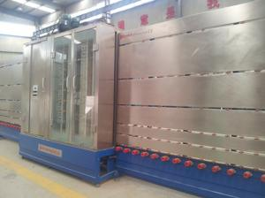 China Vertical glass washing and drying machine on sale