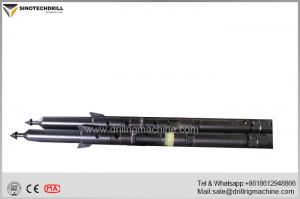 China 1.5m / 3m Double Tube Wireline Core Barrel Drill Head Assembly With Heated Treatment Process on sale