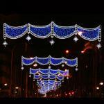 Holiday led motif light decorations,led street lights decoration