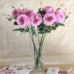 China Wholesale Long Stem Artificial Silk Roses wholesale