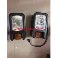 Lonking wheel loader spare parts  CDM835E payloader head lamp