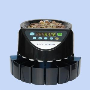 China High quality Auto Euro Coin Counter and Sorter for super market coin sorter bill counter electronic coin counter euro on sale
