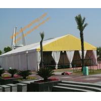 Weatherproof Fire Retardant Festival Tent Aluminum Structure Big Tents for Events