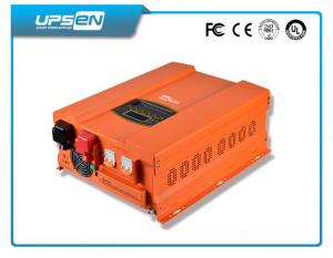 China 50Hz/60Hz 12/24/48vdc 1KW-12KW DC AC Power Inverter With AC Charger on sale