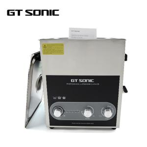 China Sweep Frequency Ultrasonic Cleaning Machine 24 Hours Working 0 - 30 Min Timer on sale