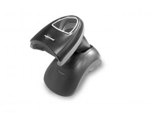 China Low Energy Bluetooth 2D Barcode Scanner With Charging Cradle Drop Resistance on sale