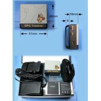 China GPS / GPRS / GSM Mini tracker, Realtime Gps Tracking TK210 on sale