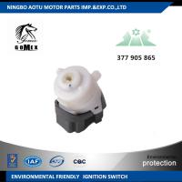 Car Ignition Switch Replacement 377905865 for VW GOL 04~09 PARATI ALL 04~06 SAVEIRO 05~06 POINTERALL94~02