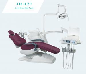 China Dental unit with CE&ISO,dental chair, dental equipment with LED light/JR-Q2 on sale