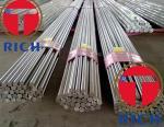 DIN 50CRV4 31CrMoV9 Spring Stainless Steel Tube For Marine Service / Shipbuilding
