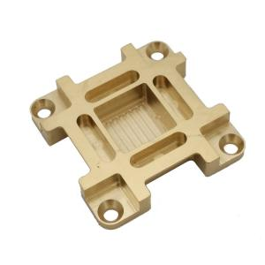 China Fabricate Precision Custom cnc machining parts cnc brass fittings on sale