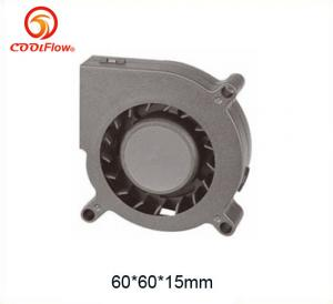 China Small 60mm Notebook Cooling Fan 60*60*15.4mm with 4800RPM Speed on sale