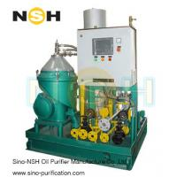 China High Efficiency Centrifugal Oil Purifier 600-6000L/H Full Automation Power Stations on sale