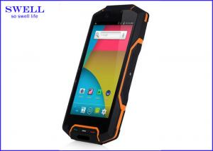 China IP 67 Water Resistant Rugged Handheld Computer Android Mobile Phones supplier