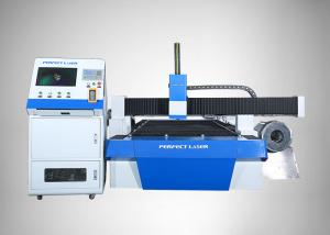 China Round Metal Pipe / Sheet Fiber Laser Cutting Machine 3D Laser Cutter Machine on sale
