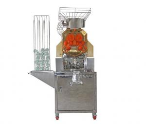 China Professional Commercial Orange Juicer Machine / Cold Press Juicers for Hospital on sale