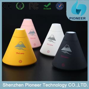 China Creative volcano appearance ultrasonic mini air humidifier on sale