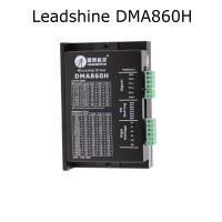 China 2-phase stepper driver DMA860H work 36-80VDC & AC 18-80V can push NEMA 34 stepper motor on sale