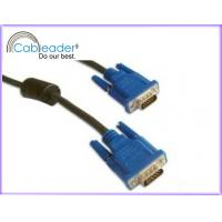 High Speed VGA male to male 15 pin monitor video cable