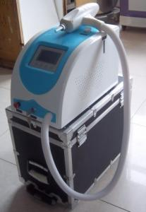 China 532nm Q Switched ND YAG Laser Tattoo Removal Machine For Skin Resurfacing on sale