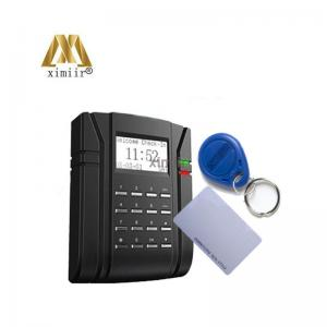 China ZK TCP/IP SC203 ID/MF High Speed USB Key And Card Time Attendance And Door Access Control System on sale