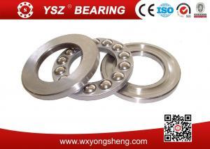 China High Speed Thrust Ball Bearing with Flat Seats , F3-8M F4-9M F4-10M F5-10M on sale