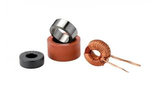China EMC Common Mode Choke Cores Nanocrystalline Core , Household Electrical Appliances on sale