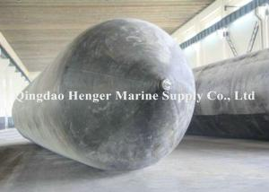 China Marine Lifting Airbag Diameter 0.5m-2.5m  for Large Caisson Moving on sale