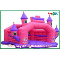 PVC Large Jumping Jacks Bouncy Castle Kids Beach Inflatable Fun City