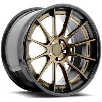 China 20 car rims 5x112 also provide 21,18,22,19 inch 2-piece deep concave forged wheels on sale