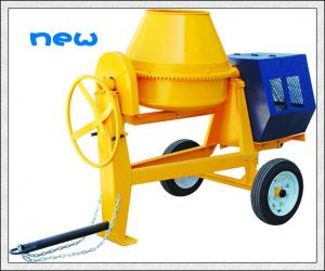 China TH90model 260/350L portable ,mobile electric and diesel engieer used concrete mixer for sale on sale