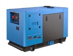 China 8kw single phase vehicle mounted generator-OUMA Kubota series on sale