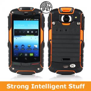 Hot sale! Rock V5 3G Android Phone Rugged Waterproof