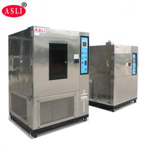 China Damp Heat Cycling Thermal Humidity High - Low Temperature Test Chamber on sale