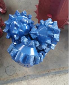 China steel tooth/TCI  tricone drill bit/oil drilling equipment water well drilling oil and gas on sale