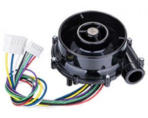China Positive Inversion DC Brushless Blower Fan 12v High Speed With PG Signal Feedback on sale
