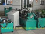 China Channel Stud And Track Roll Forming Machine for Overhead Rail / Hanger Runner wholesale
