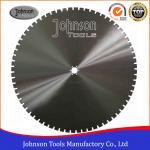 OEM 1200mm Diamond Wall Saw Concrete Cutting Blades With Sharp Segments