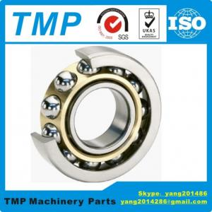 China 7201C/AC DBL P4 Angular Contact Ball Bearing (12x32x10mm) TMP Band High precision  Electric Motor Bearing on sale