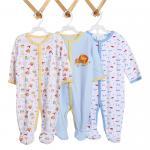 Unisex Romper Newborn Baby Bodysuits 100% Cotton Baby Bubble Romper Infant Baby Romper