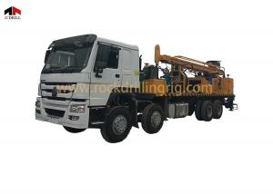 China 22 Tons Hydraulic Water Well Borehole Drilling Rig on sale